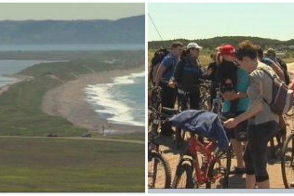 Itinéraire bis pour les amateurs des 25 km de Miquelon