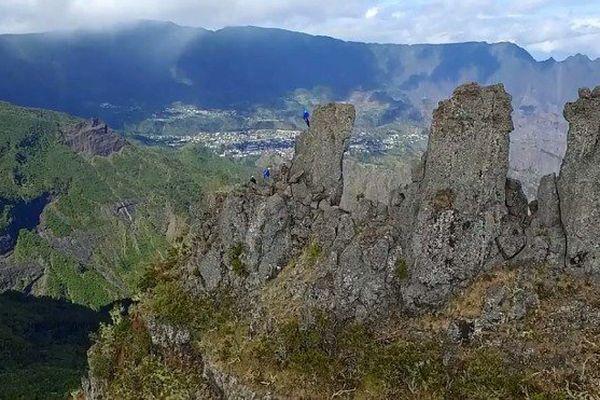 La Réunion, un paradis pour l'escalade