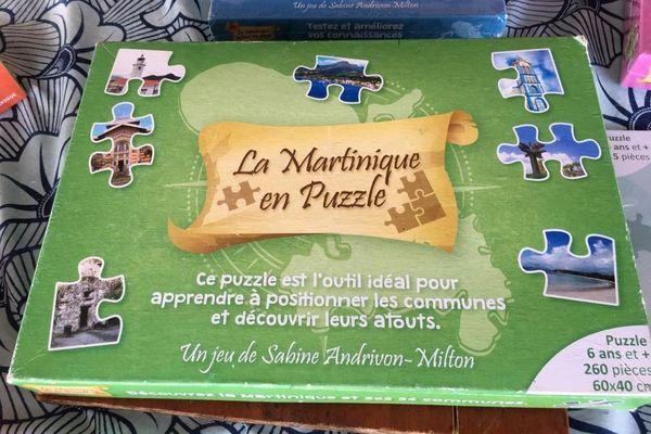 La Martinique en puzzle