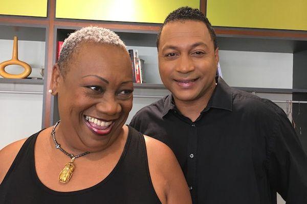 Rudy Icaré et Viviane Imigré