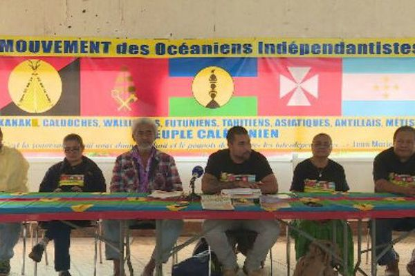 Mouvement des Océaniens Indépendantistes