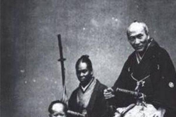 Yasuké, le Samouraï noir