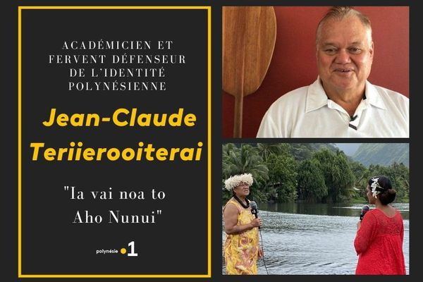 Polynésie la 1ère rend hommage à Jean-Claude Teriierooiterai
