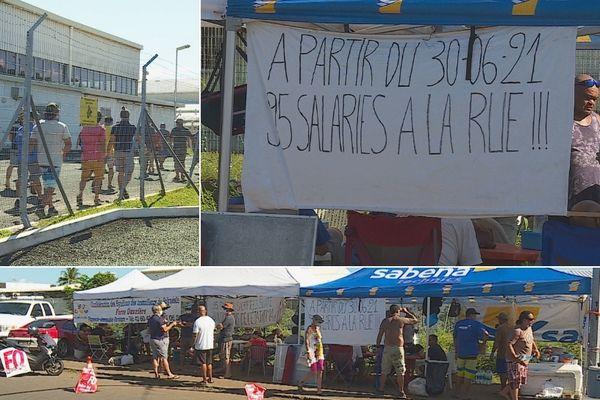 Grève à Sabena technics : « on ne s'intéresse pas à nous ! »