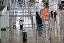 L'aéroport de Gillot.