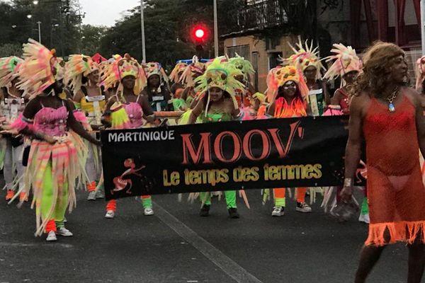 Moov' au carnaval 2020