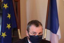 Jacques Billant, préfet de La Réunion.