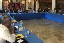Une réunion au format Comité des Signataires.