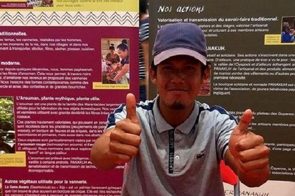 Amérindiens au Congrès mondial d'agroforesterie