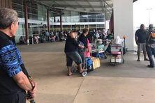 Le mouvement de grève perturbe les vols au départ de La Tontouta