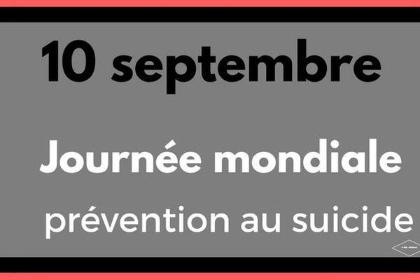 Journée mondiale de la prévention au suicide