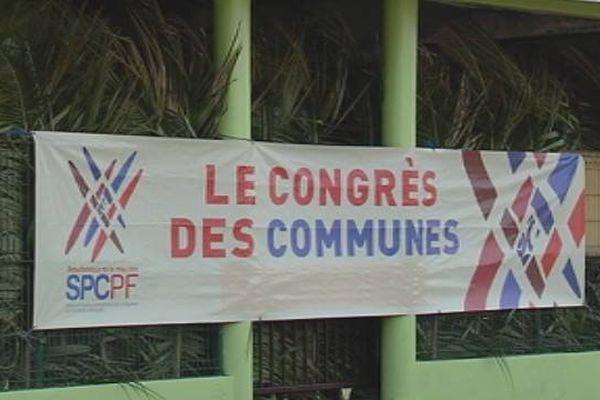 27ème congrès des communes