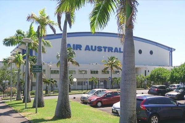Perquisition Air Austral