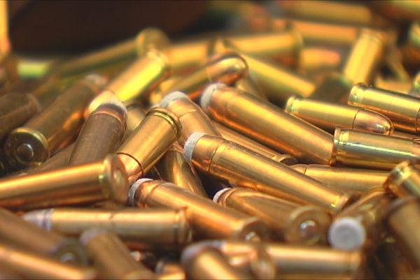 Balles armes à feux