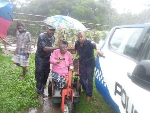 cyclone Harold Vanuatu