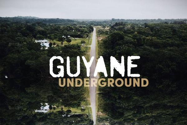 guyane underground
