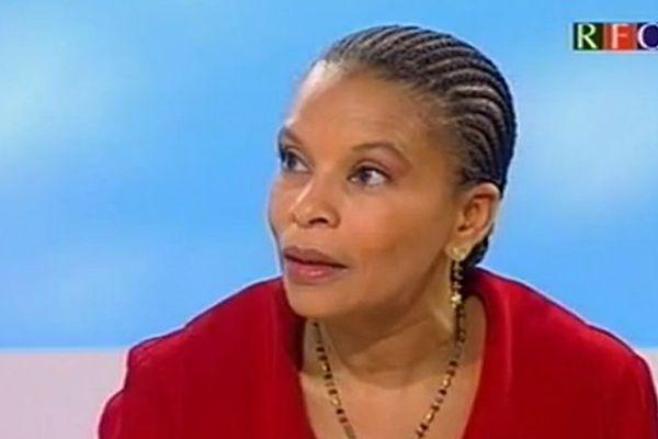 Christiane Taubira 1999