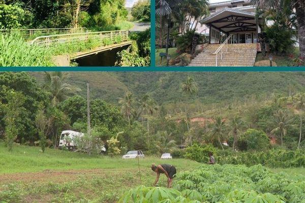 Houaïlou biodiversité projet Reprise