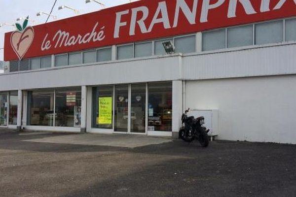 Franprix Jussy