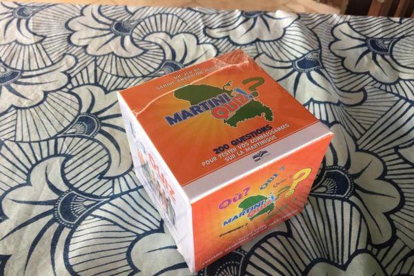 Martinique quiz