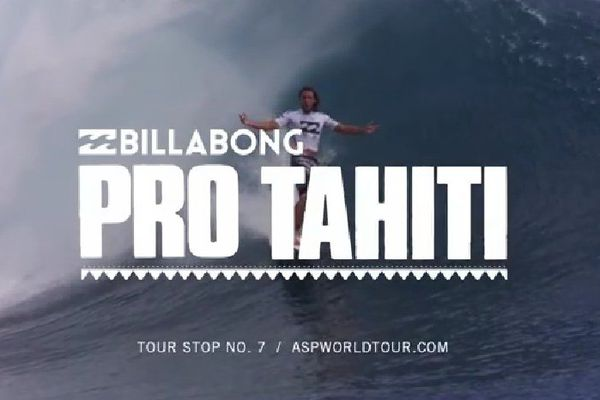 Billabong Tahiti Pro 2014