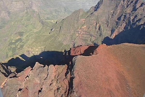 Rassemblement ULM : volcan