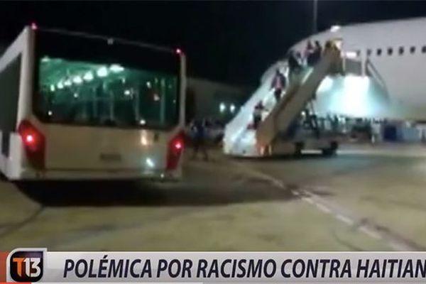 Racisme au Chilii