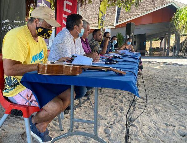 Heiva des écoles de O'ri Tahiti 2021