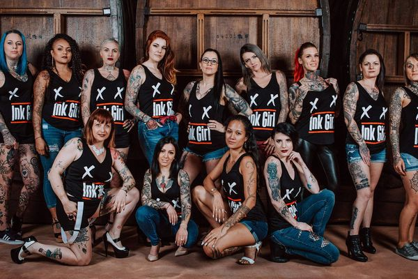 Ink Girl France 2019
