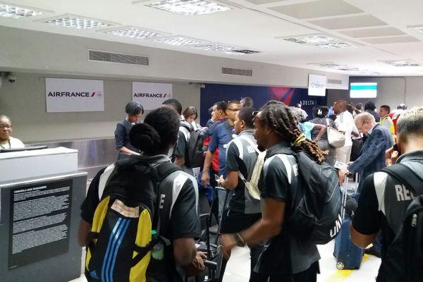 Les Yana Dòkò  au retour d'Haïti