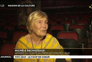 FIFO : le coup de cœur de Michèle de Chazeaux