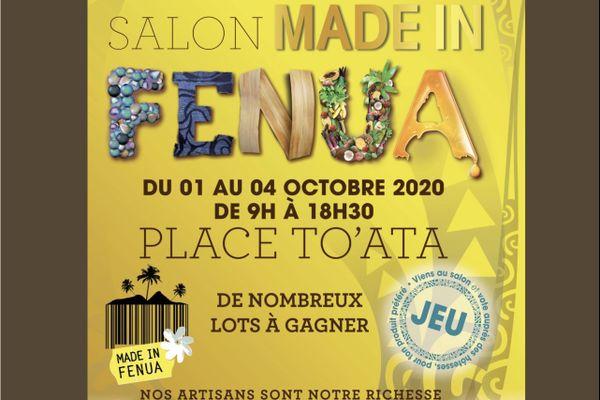 Le salon Made in fenua se tiendra du 1er au 4 octobre