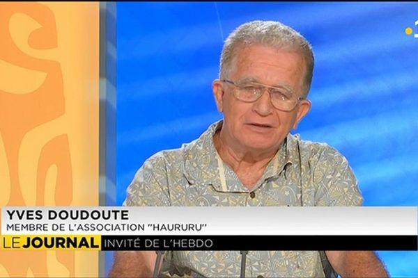 YVES DOUDOUTE : « Nous sommes toujours méfiants au niveau de l'environnement. »
