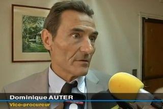 Dominique Auter, vice-procureur de la République