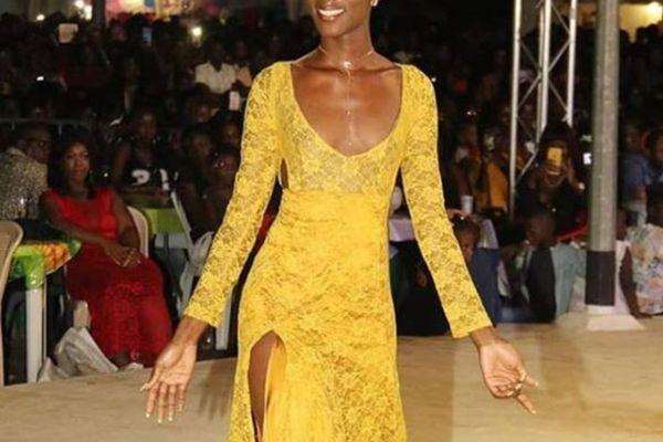 Miss Guyane : Dariana Abé