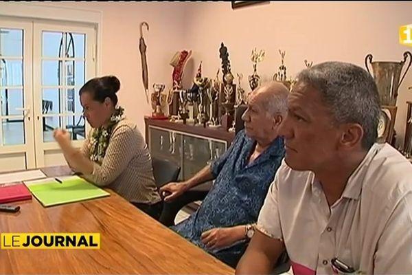 Législatives : La candidate de trop, le tavana de Paea suspendu