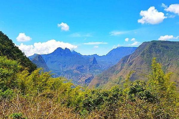 Les hauts de La Réunion janvier 2019