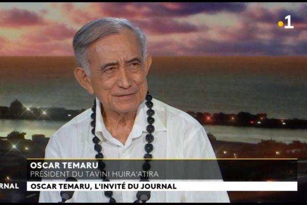 Oscar Temaru : « je vais entamer une grève de la faim demain lundi »