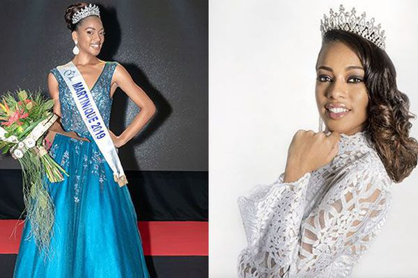 Miss Martinique 2019