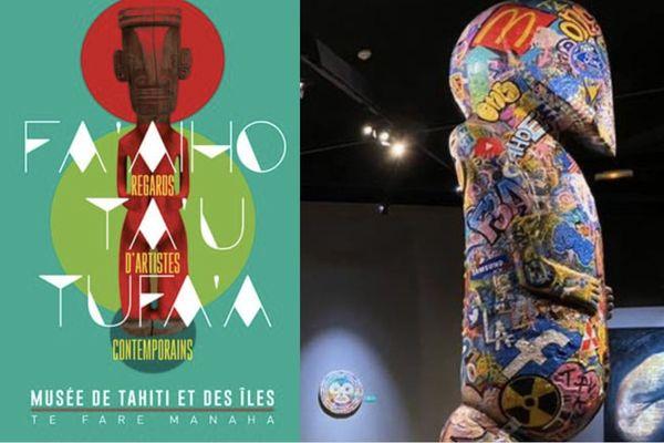 Fa'aihota'utufa'a : dialogue passé-présent au Musée de Tahiti