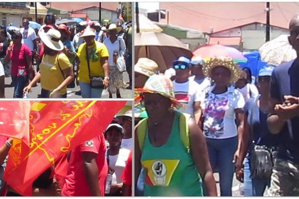 """""""Sauvons la santé en Guadeloupe"""