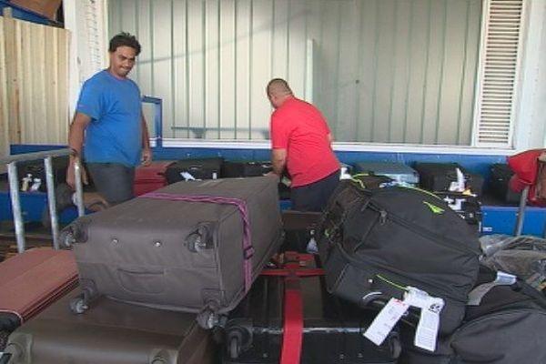 Comment sont gérés vos bagages à l'aéroport