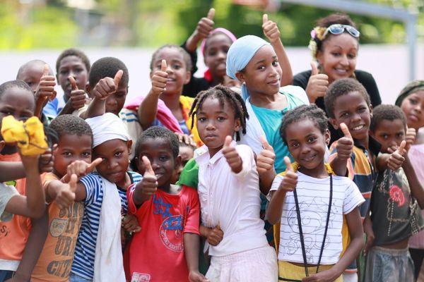 enfants Mayotte