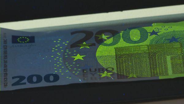 Nouveau billet 200 euros