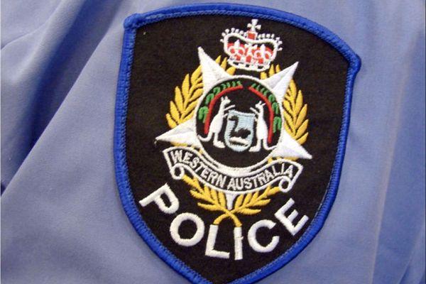 Blason de la police de la police d'Etat de Western Australia.