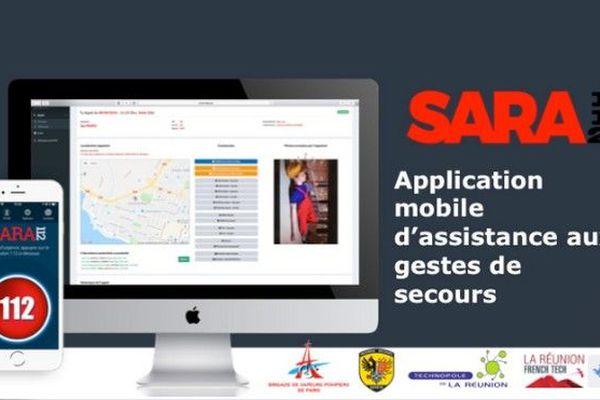 Appli SARA 112 gestes de premiers secours 071018
