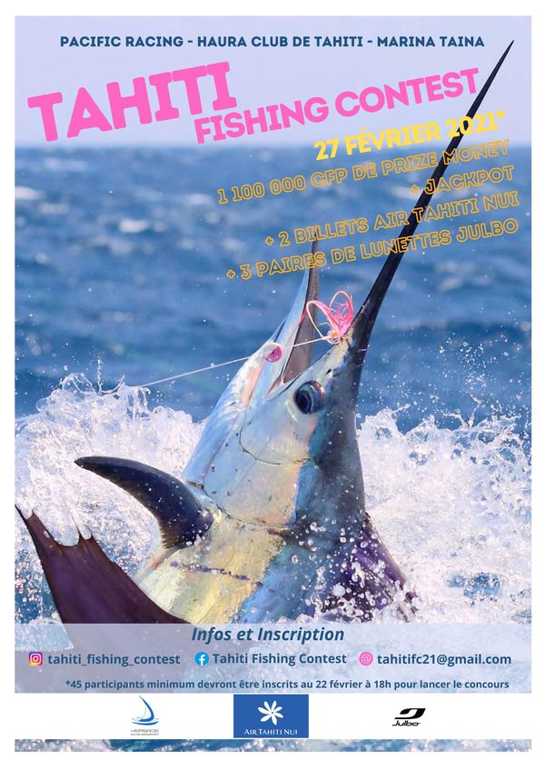 Tahiti Fishing Contest