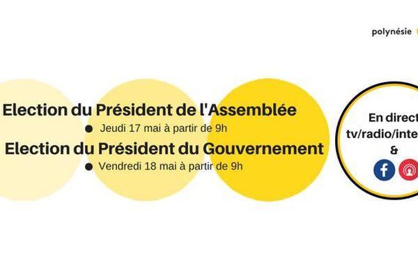 Assemblée et Président : les élections en direct
