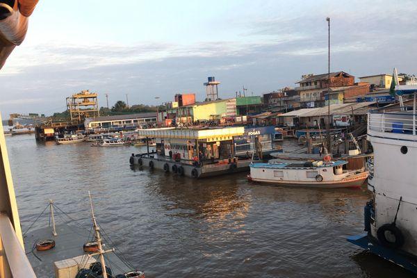 Le port de Santana