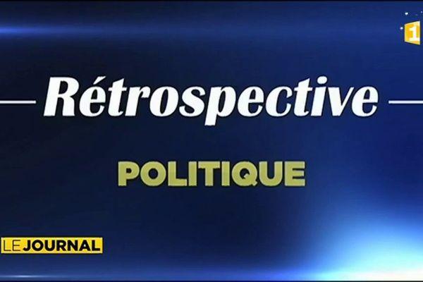 La rétro politique 2017